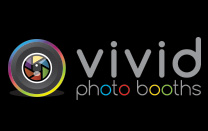 Colourful Logo Design for Photobooth Rental
